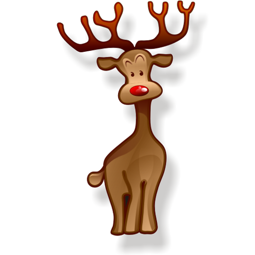 Christmas Reindeer Png.Christmas Reindeer Icon 34797 Free Icons And Png Backgrounds