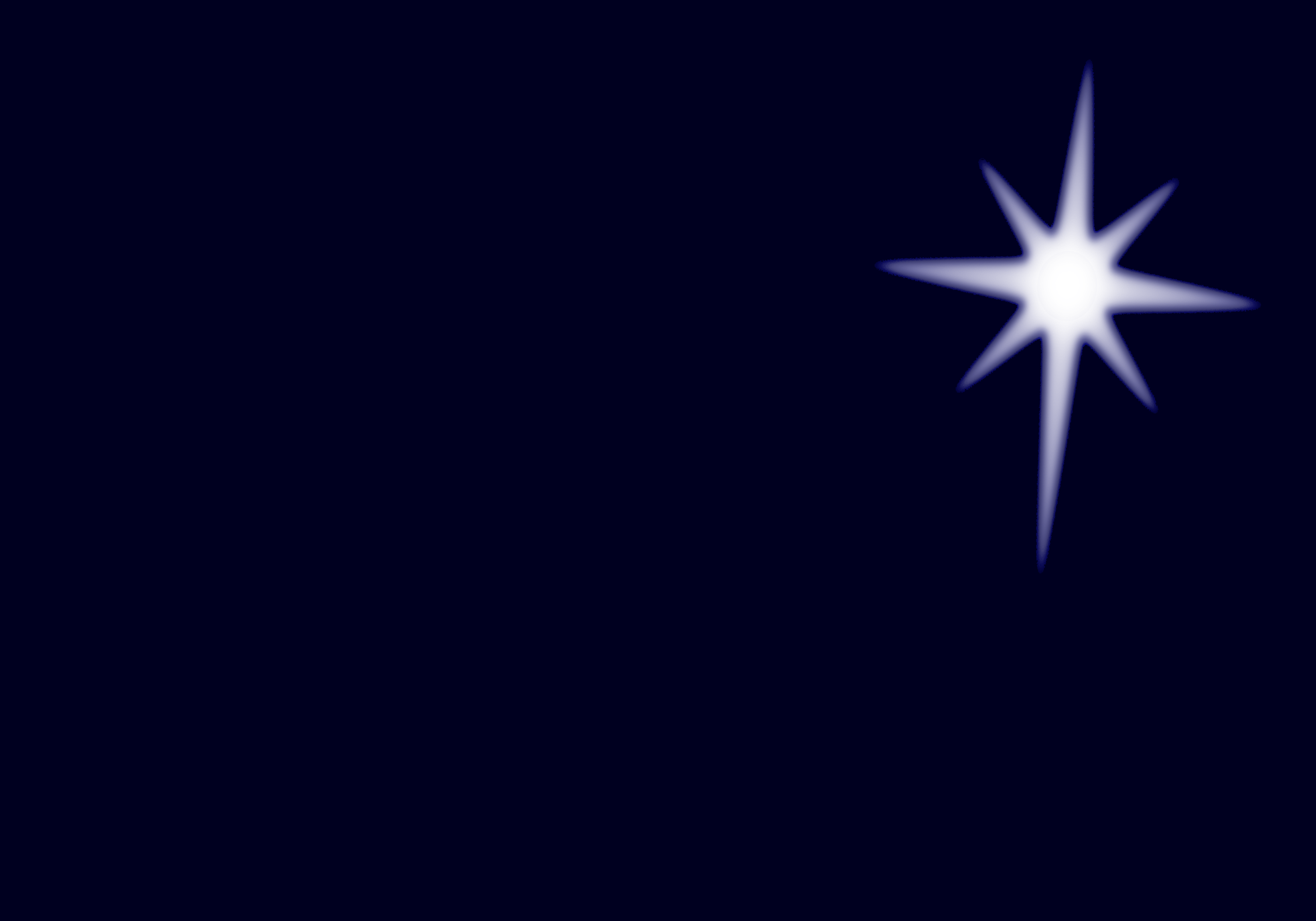 Download Christmas Star Latest Version 2018 5000x3500, Christmas Star HD PNG Download