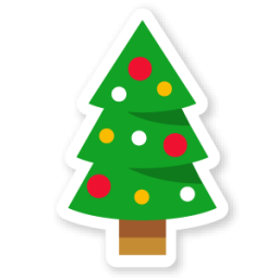 Transparent Christmas Tree Png image #23755