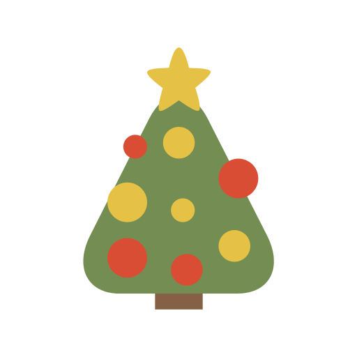 Christmas Tree Icon image #23758