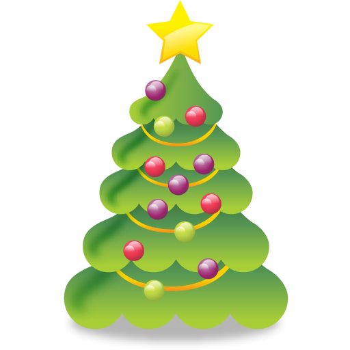 Christmas Tree Icon image #23761