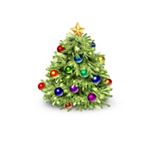 Christmas Tree Icon image #23762