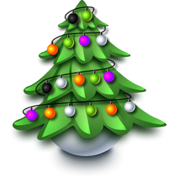 Christmas Tree Icon image #23767