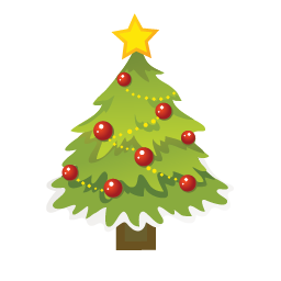 Christmas Tree Icon image #23771