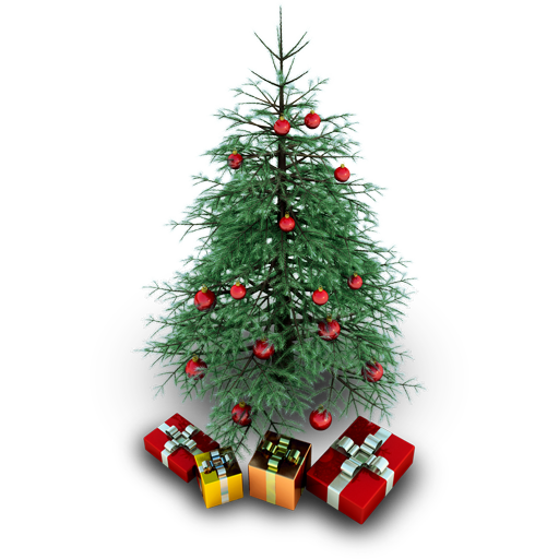 Christmas Tree Icon image #23772