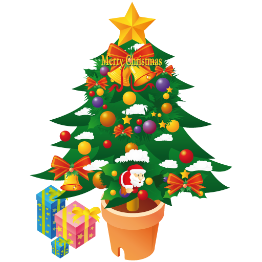 Christmas Tree Icon image #9804