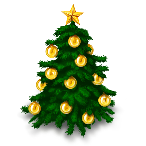 Christmas Tree Save Icon Format