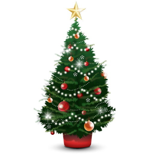 Christmas Tree Png Icon