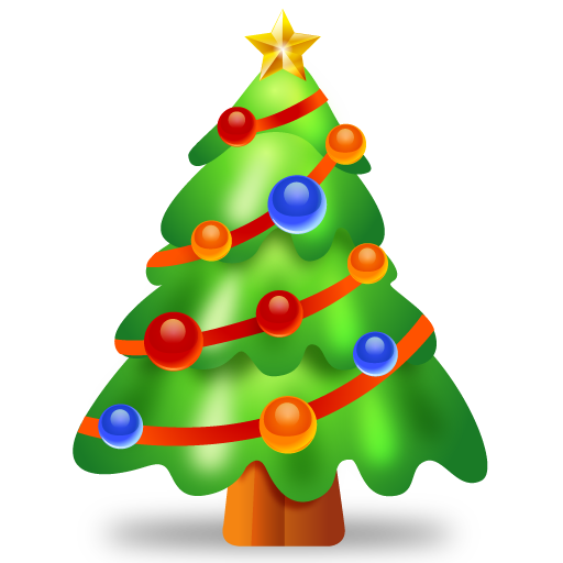 Christmas Tree Icon Png image #9801