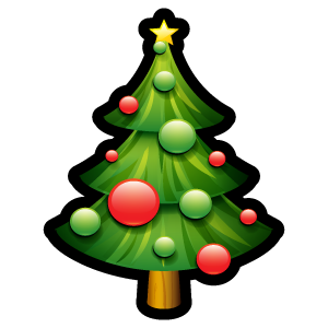 Christmas Tree Icon Png image #9802