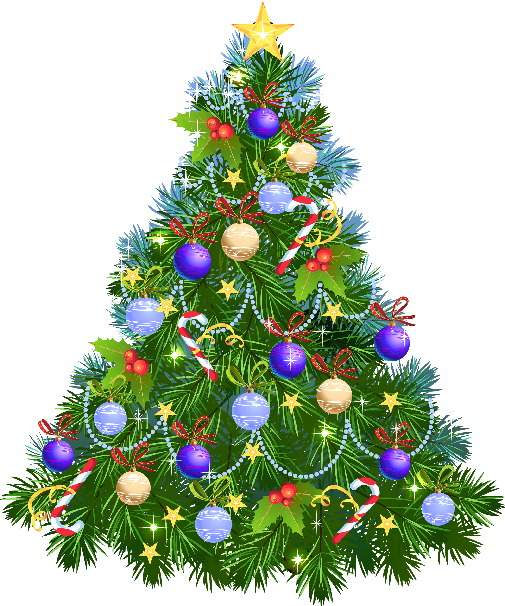 Christmas Tree Transparent Background.Christmas Tree Ornaments Transparent 35275 Free Icons And