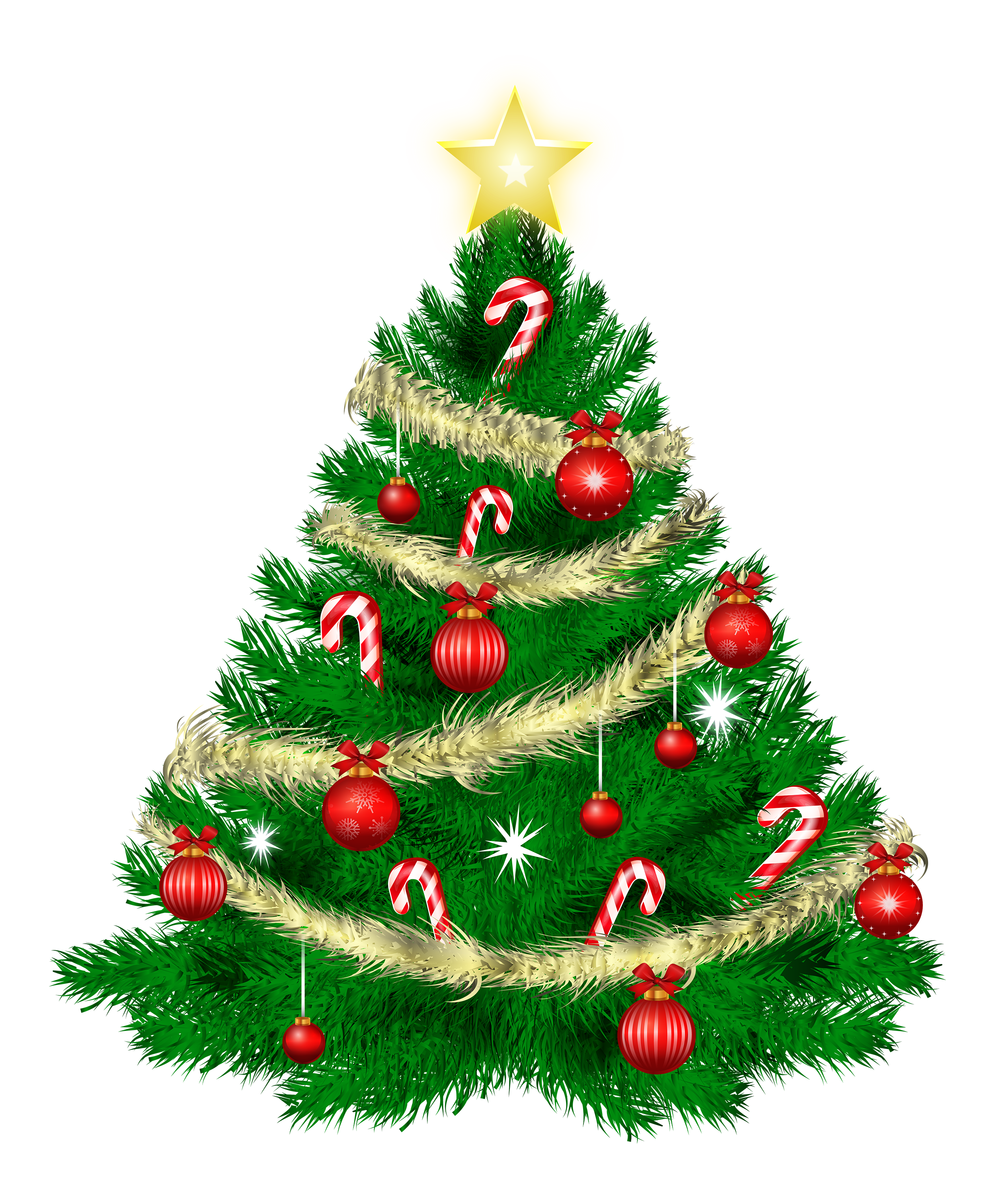 Pic PNG Christmas Tree
