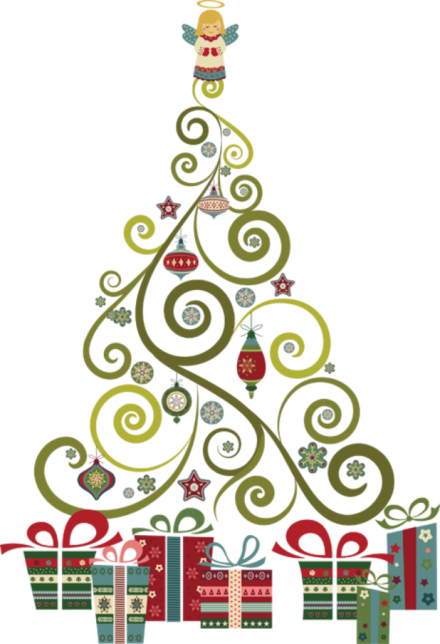 christmas tree transparent png pictures