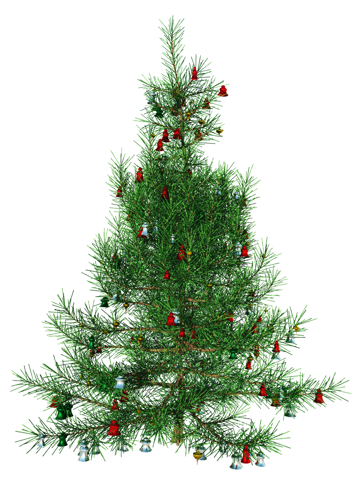 Png Format Images Of Christmas Tree