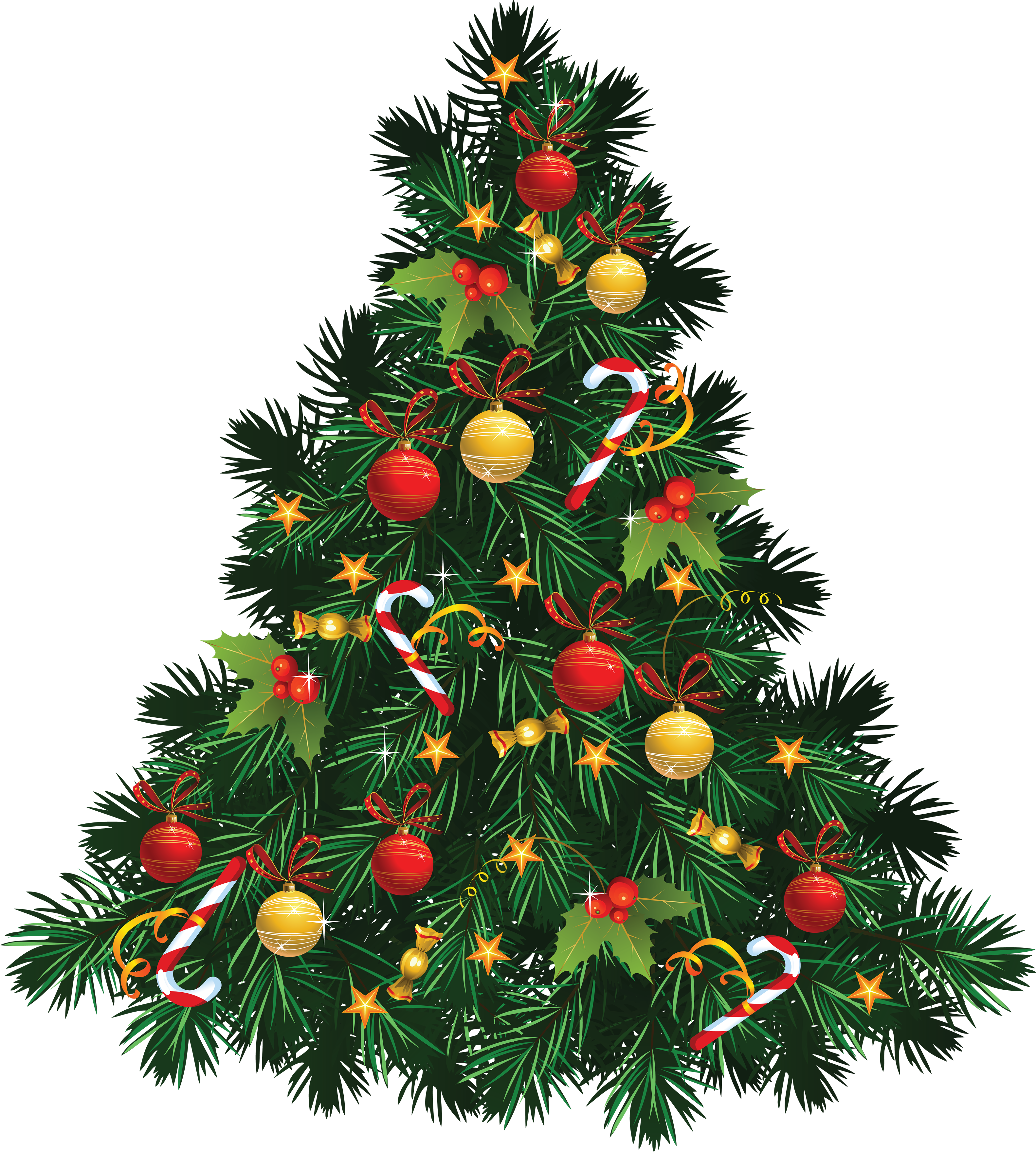 Image PNG Transparent Christmas Tree image #31854