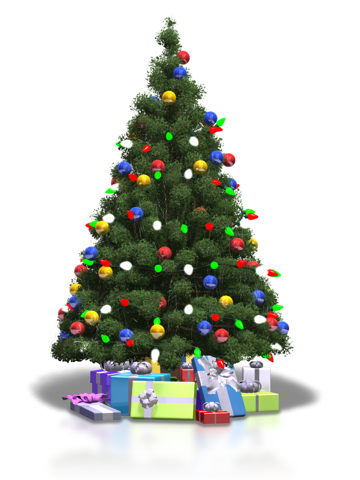 Christmas Tree Png Free Icons And Png Backgrounds
