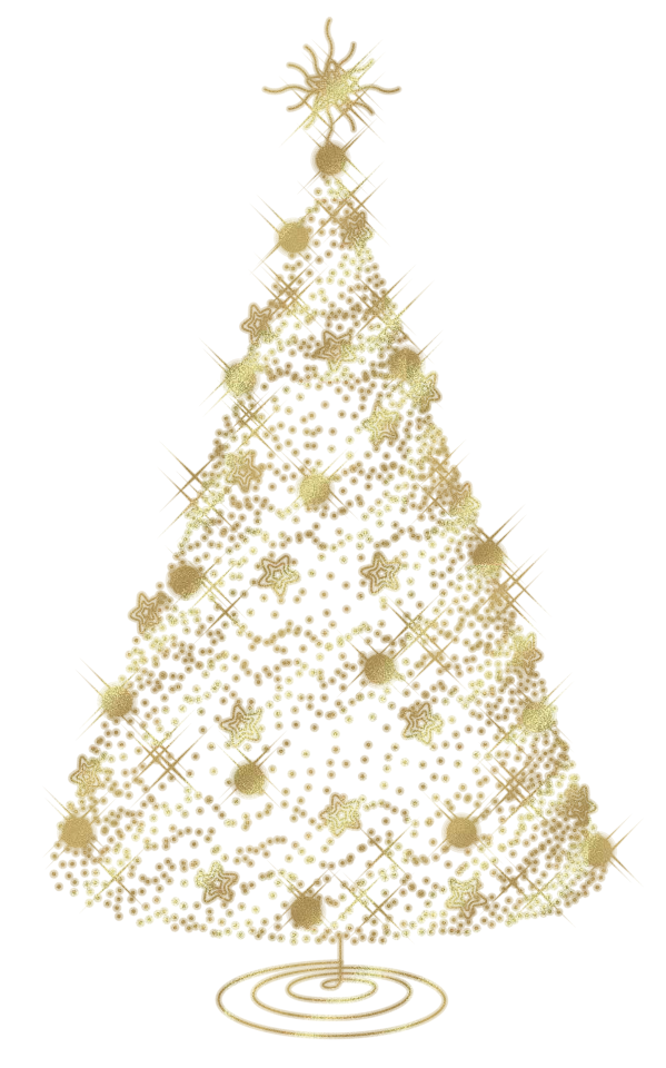 Clipart Christmas Tree Download Png image #35280