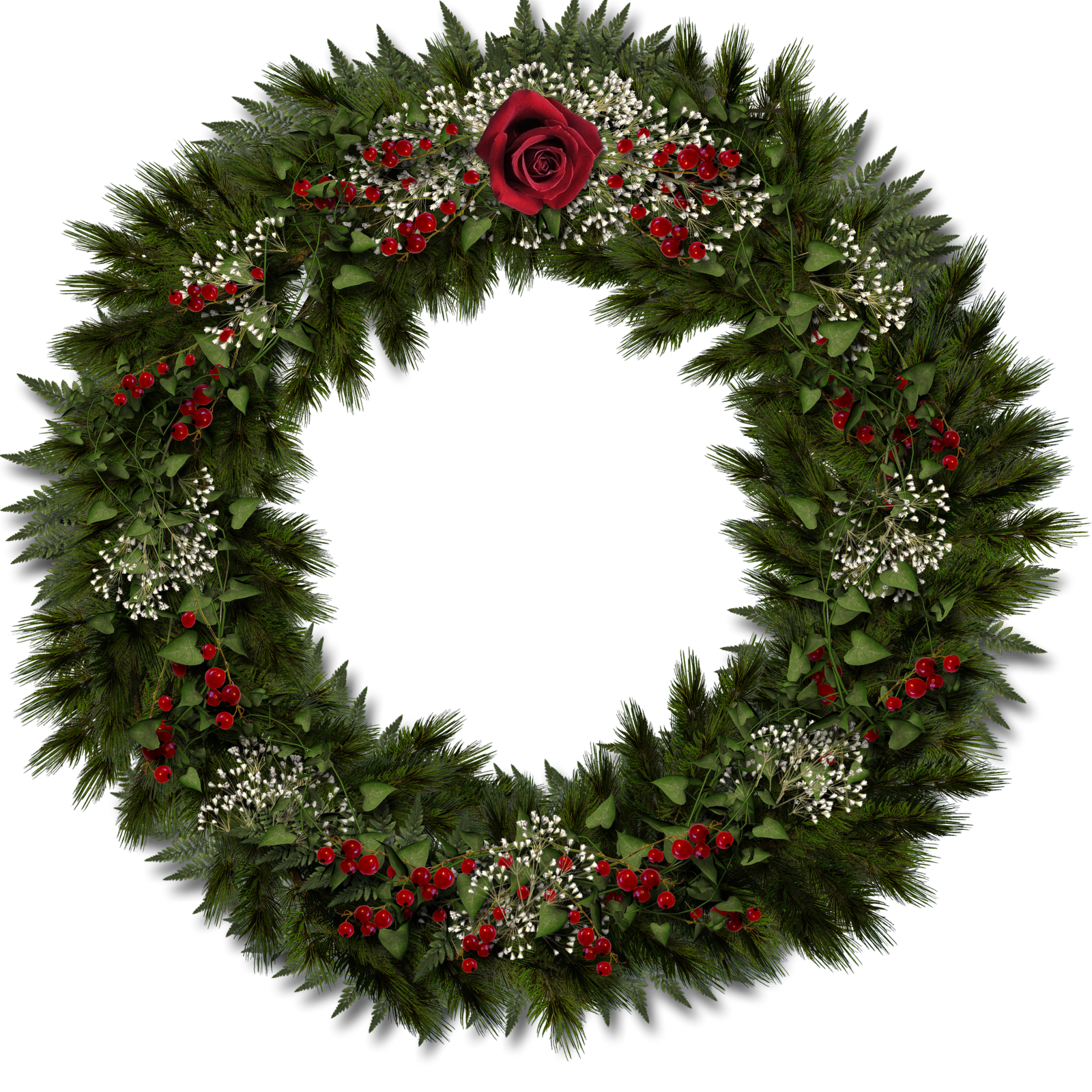 Christmas Wreath Png.Christmas Wreath Png Available In Different Size 39766