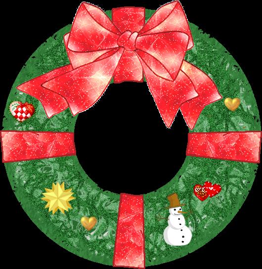 Christmas Wreath Png image #39774