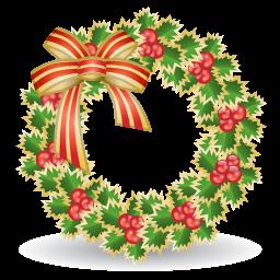 Christmas Wreath Png image #39775