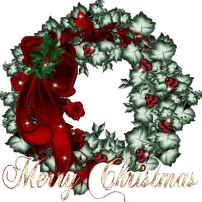 Christmas Wreath Png image #39782