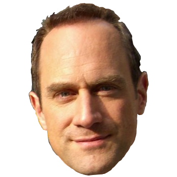 Christopher Meloni Croped Face Png image #42662