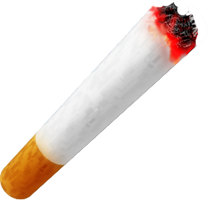 Vector Cigarette Png image #1376