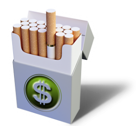 High Resolution Cigarette Png Icon