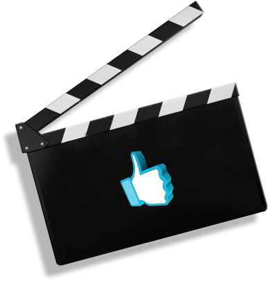 Cinema Clapper Board Png image #30958