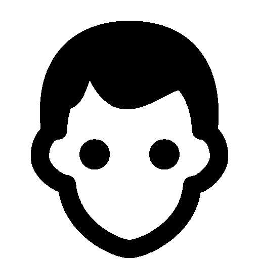 Cinema Human Head Icon