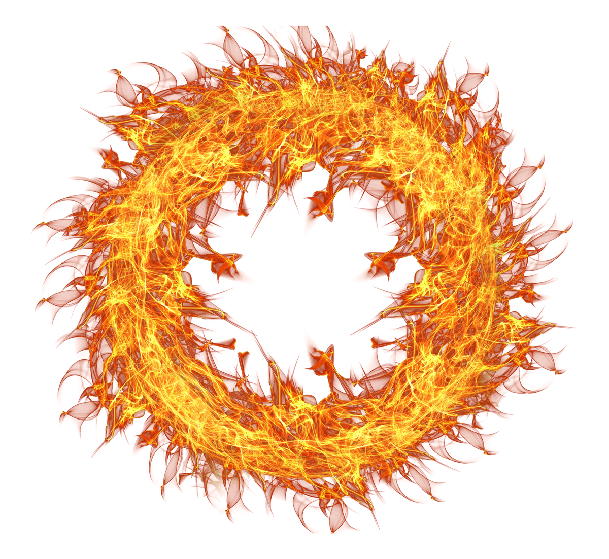 Circle Of Fire Png image #44292