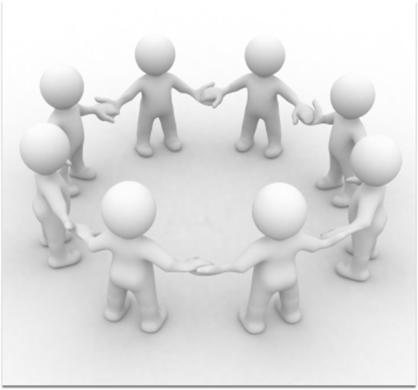 Circle Of Friends Save Png image #24436