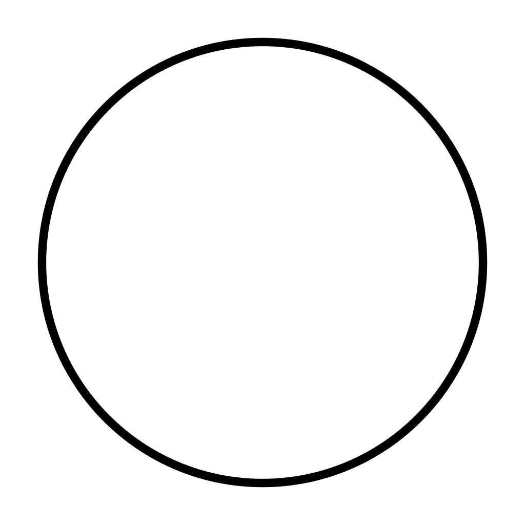 circle outline png  25313