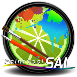 Circle Paint Tool Sai Icon For Windows 7 image #43780