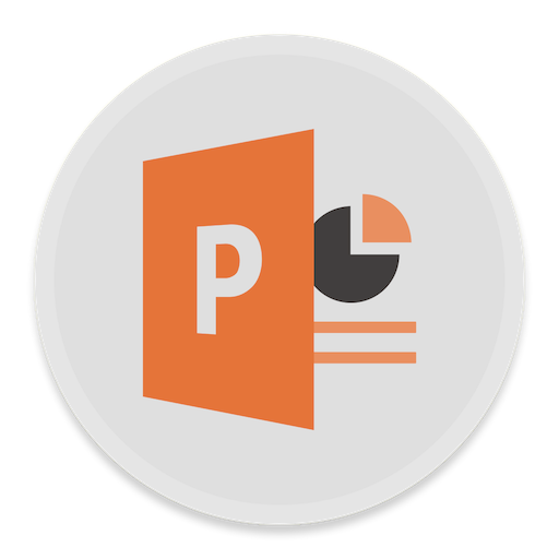 Circle PowerPoint Icon