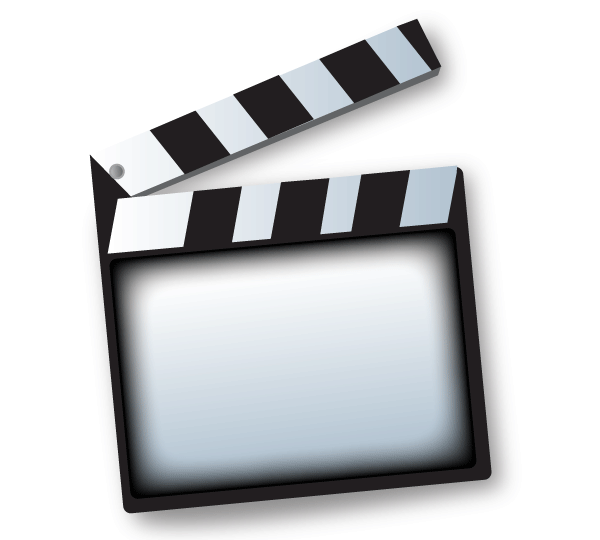 Clapperboard Png Clipart Download image #30961