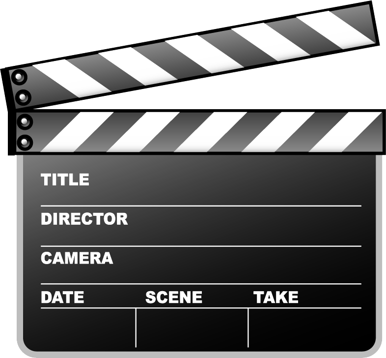 Download Free High-quality Clapperboard Png Transparent Images image #30947