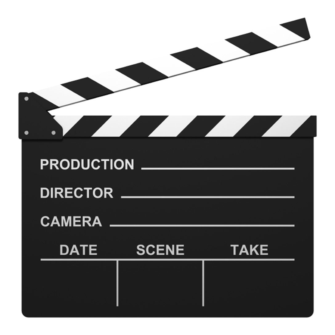 PNG Clapperboard Picture image #30951