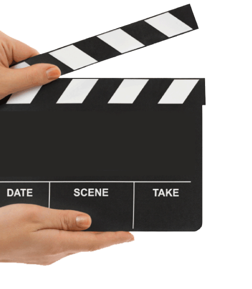 clapperboard png image