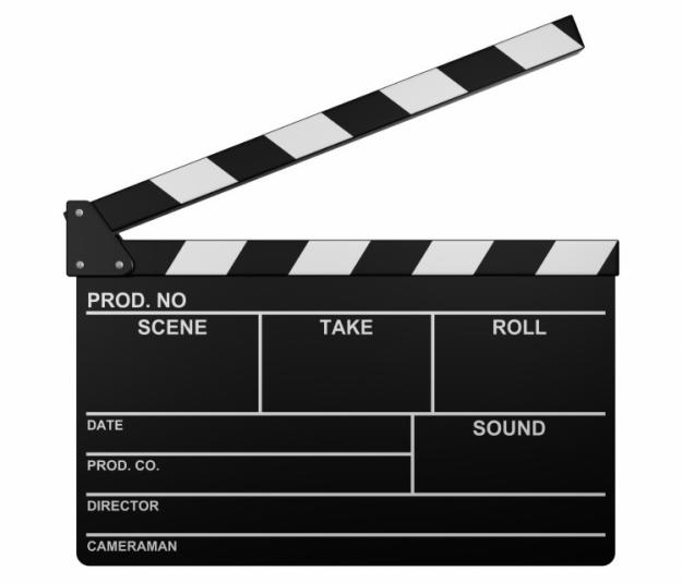 Clapperboard Png Pic image #30953