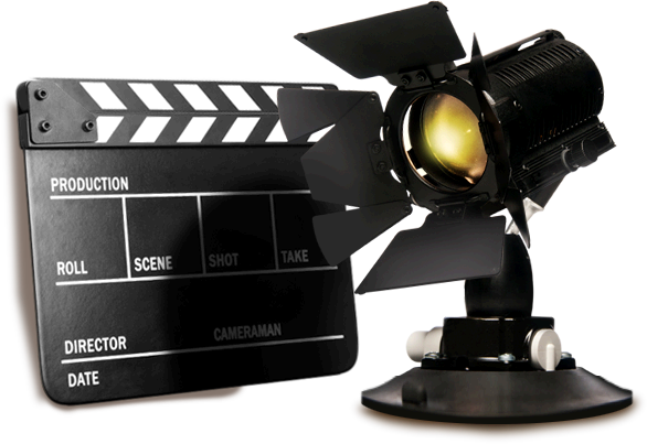 Clapperboard Png Picture image #30954