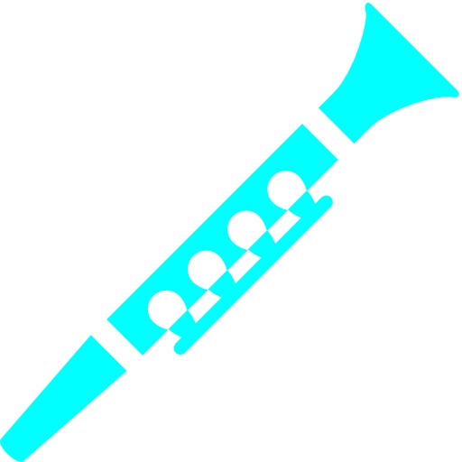 Free High-quality Clarinet Icon image #18759