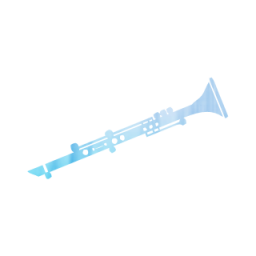 Clarinet Vector Png image #18761