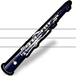 Clarinet Save Icon Format