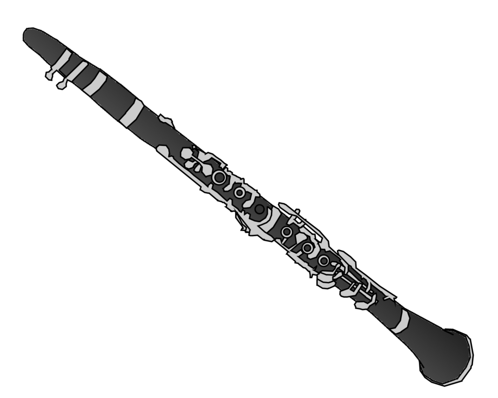 Clarinet Png image #41312