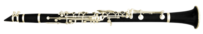 Clarinet sy png