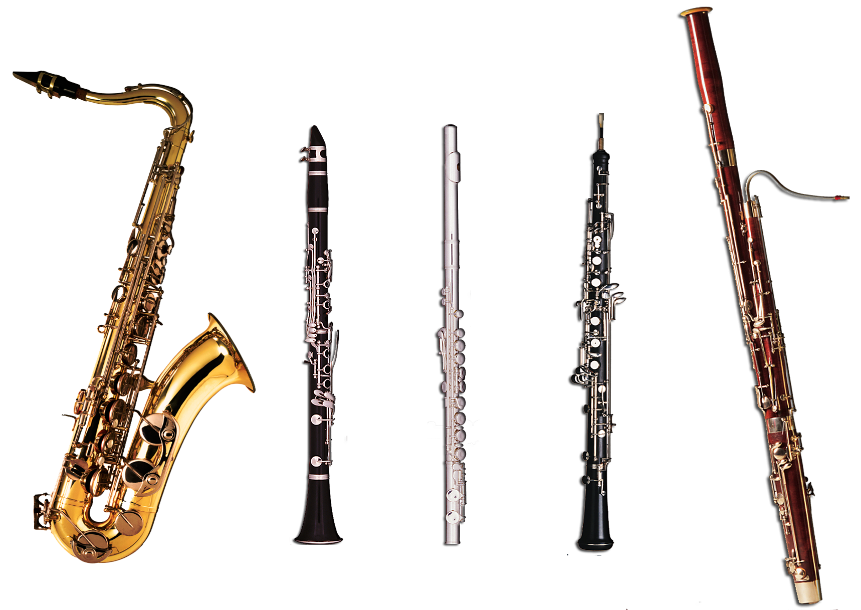Clarinets Flute Oboe Png
