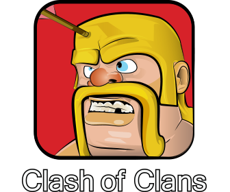 Clash Of Clans .ico