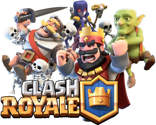 Clash Royale Games Png Picture 46140 Free Icons And Png