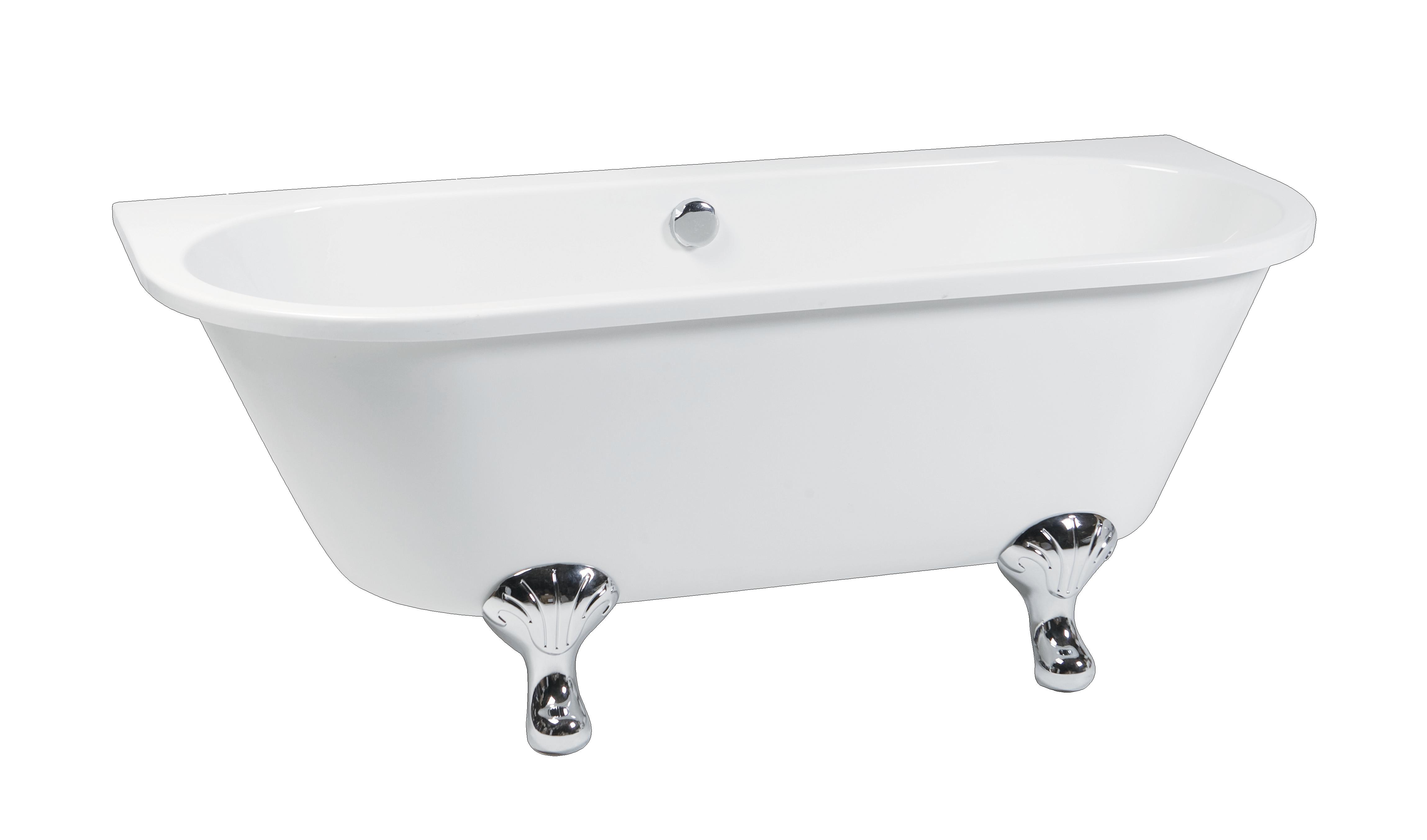 classic bathtub png